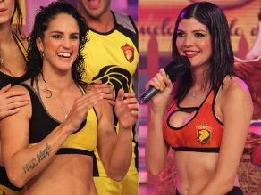 Nicole Faverón y Kina Malpartida protagonizan acalorada discusión