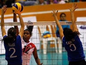 Voleibol peruano sale por otro triunfo en los Bolivarianos ante Bolivia
