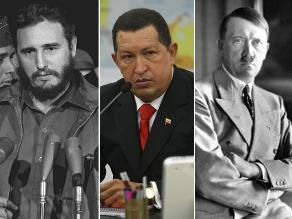 Cinco políticos que envejecieron durante el poder