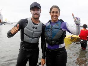 Perú arrasa con medallas en vela de los XVII Juegos Bolivarianos