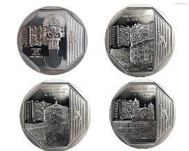 Repase la serie numismática ´Riqueza y orgullo del Perú´