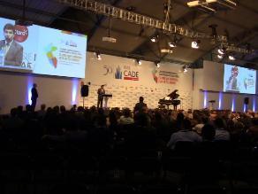 Se inicia edición 51 del CADE Ejecutivos  en Paracas