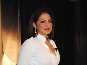 Gloria Estefan enseñó a Shakira a cantar en inglés