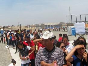 Chiclayo: Bolivarianos dejan más de 5 millones de dólares de ingresos