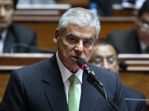 Villanueva: Mayor inclusión y reforma de salud son pilares de presupuesto