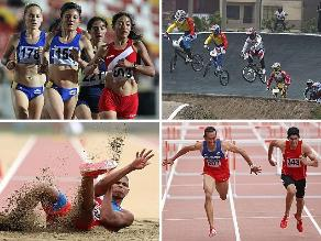 Repase las mejores imágenes de los Juegos Bolivarianos 2013