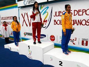 Perú supera su récord de medallas de oro en los Juegos Bolivarianos