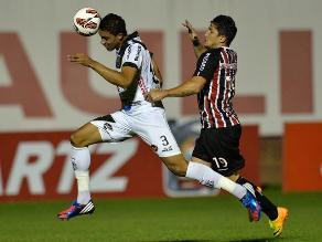 Ponte Preta empata 1-1 con Sao Paulo y llega a final de la Sudamericana