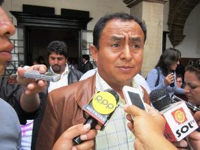 Cajamarca: Gregorio Santos rendirá cuentas en segunda audiencia pública