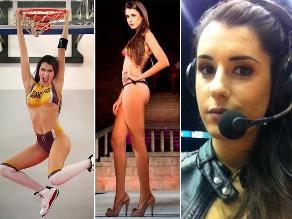 Las tres caras de la bella italiana Valentina Vignali