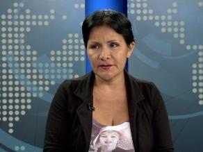 Alcaldesa de Tocache: Ni un proyecto me ha aprobado César Villanueva