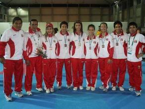 Bolivarianos: Perú consigue medalla de plata y dos de bronce en taekwondo