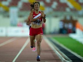 Inés Melchor gana otra medalla de oro para Perú en Juegos Bolivarianos