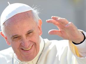Papa será propuesto por Congreso argentino para premio Nobel de la Paz