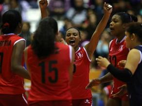 Voleibol peruano va por medalla de oro ante Venezuela en Bolivarianos