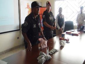 Lanzan campaña contra uso indebido de pirotécnicos en Lambayeque