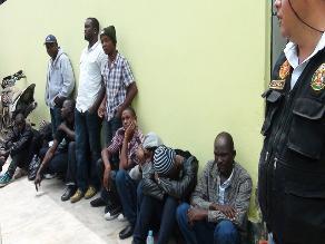 Denuncian tráfico de inmigrantes haitianos en Lambayeque