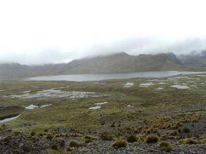Suspenden búsqueda de desaparecidos en laguna de Pasco