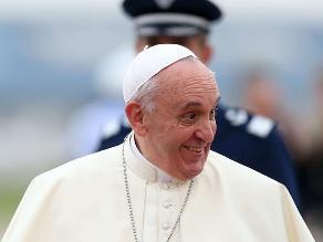 Papa pide respeto religioso en Siria y un Oriente Medio con cristianos