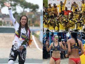 Colombia se proclama ganadora de los Juegos Bolivarianos por primera vez