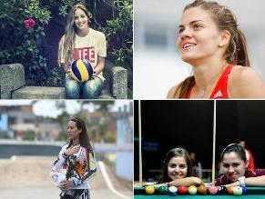 Estas son las deportistas más bellas que disputaron los Juegos Bolivarianos