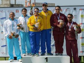 Medallero de los Bolivarianos: Colombia terminó primero y Perú cuarto