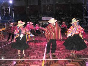 Con danzas culturales Chiclayo clausuró los Juegos Bolivarianos