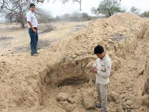 Lambayeque: Expansión agrícola afecta a 32 monumentos arqueológicos