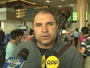 Mario Flores: Unión Comercio está preocupado por la ausencia de Rossel
