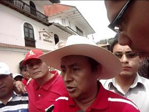 Cajamarca: Santos califica de