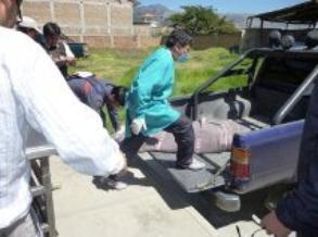 Chimbote: gestante fallece tras malograrse ambulancia donde era evacuada