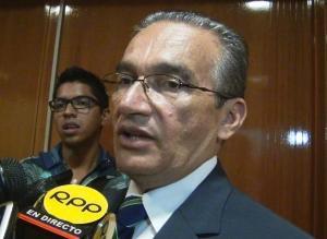 Aguinaga: ´Es probable que Fujimori sea intervenido mañana´