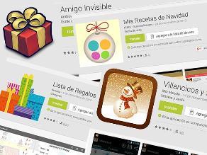 Seis aplicaciones móviles para disfrutar al máximo esta Navidad