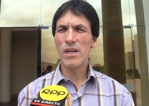 Chiclayo: congresista Tapia pide sanción para alcaldes por malas obras