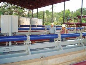 Perenco inicia producción de crudo pesado en Lote 67