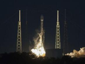 SpaceX puso en órbita su primer satélite privado