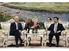 Biden pide confianza entre EEUU y China, en medio de disputa por ADIZ