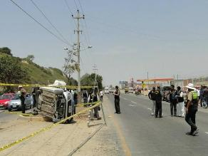 Chiclayo: Trasladan cuerpos de delincuentes abatidos a la morgue