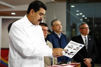 Venezuela acuerda con LG y Chery fabricar electrodomésticos y motores