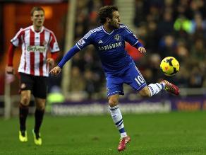¡Partidazo! Chelsea venció 4-3 al Sunderland por la Premier League