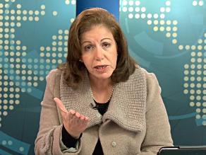 Lourdes Flores: El Ejecutivo está sacándole la vuelta a la ley