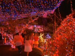 Guinness: la casa con más luces de Navidad tiene 502 165 bombillas