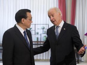 Biden: Zona de defensa aérea china ha causado
