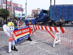 MML anuncia plan de desvío en la avenida Arequipa por Noche Verde