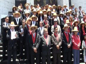 Fiscales de Arequipa se declararon en junta ampliada y permanente