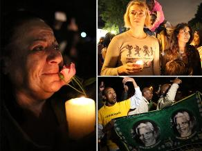 En imágenes: Sudáfrica rinde homenaje a Nelson Mandela