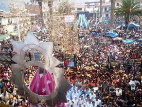 Unos 15 mil peregrinos llegarán a Otuzco por la Virgen de la Puerta