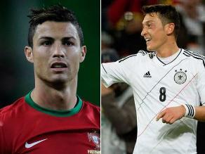 Cristiano Ronaldo debutará en Brasil 2014 ante la selección de Alemania