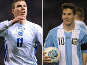 Lionel Messi y Argentina debutarán en Mundial ante Bosnia-Herzegovina