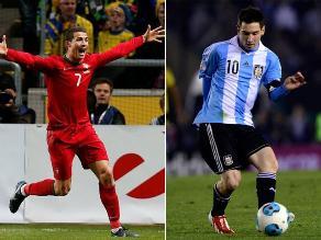 ¿Qué debe pasar para que Messi y Ronaldo se enfrenten en Brasil 2014?